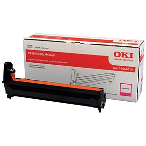Image of Oki 44064010 Magenta Laser Drum Unit