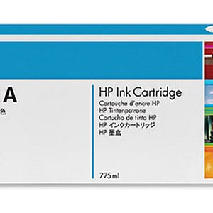 Image of HP C8751A Cyan Ink Cartridge