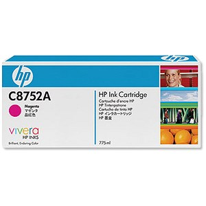 Image of HP C8752A Magenta Ink Cartridge