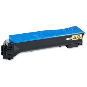 Image of Kyocera TK-540C Cyan Laser Toner Cartridge