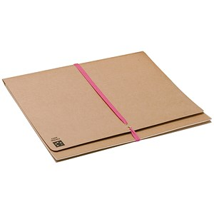 Image of 5 Star Legal Wallets with 914mm Tie Tape / Gusset 76mm / Foolscap / Pack of 25