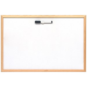 Image of 5 Star Economy Lightweight Drywipe Board - W600xH400mm