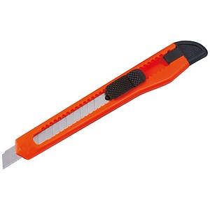 Image of 5 Star Cutting Knife Light Duty with Locking Device and Snap-off Blades