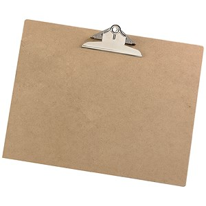 Image of 5 Star Rigid Hardboard Clipboard - A3