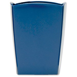 Image of 5 Star Pencil Pot / W74xD74xH105mm / Cobalt Blue