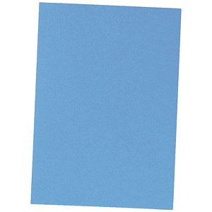 Image of 5 Star Binding Covers / 240gsm / Leathergrain / Royal Blue / A4 / Pack of 100