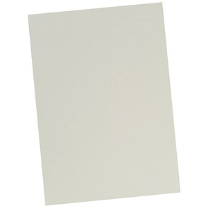 Image of 5 Star Binding Covers / 240gsm / Leathergrain / Ivory / A4 / Pack of 100