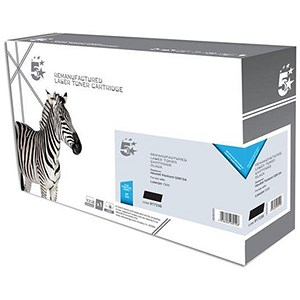 Image of 5 Star Compatible - Alternative to HP 13A Black Laser Toner Cartridge