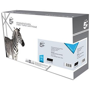 Image of 5 Star Compatible - Alternative to HP 645A Black Laser Toner Cartridge
