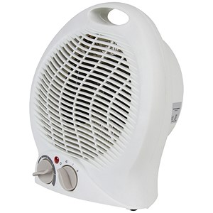 Image of 5 Star Fan Heater with Thermostat Three Settings 800W 1kW 2kW