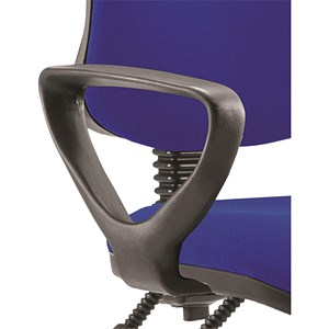 Image of Trexus Optional Fixed Arms for Office Chair - Pair
