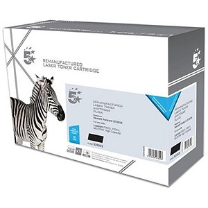 Image of 5 Star Compatible - Alternative to HP 53X Black Laser Toner Cartridge