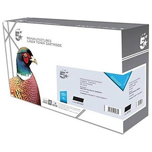 Image of 5 Star Compatible - Alternative to HP 45A Black Laser Toner Cartridge