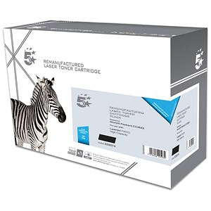 Image of 5 Star Compatible - Alternative to HP 64X Black Laser Toner Cartridge