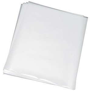 Image of 5 Star A5 Laminating Pouches / Medium / 250 Micron / Glossy / Pack of 100