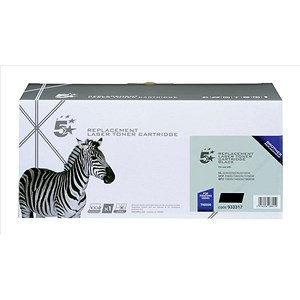 Image of 5 Star Compatible - Alternative to Brother TN2220 Black Laser Toner Cartridge