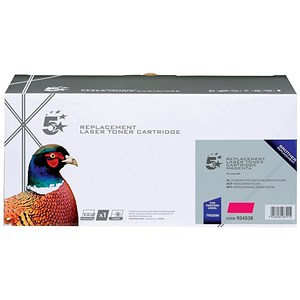 Image of 5 Star Compatible - Alternative to Brother TN325M Magenta Laser Toner Cartridge