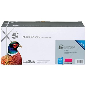 Image of 5 Star Compatible - Alternative to HP 305A Magenta Laser Toner Cartridge