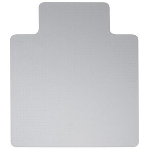 Image of 5 Star Polycarbonate Carpet Chairmat / Lipped / 1190x890mm