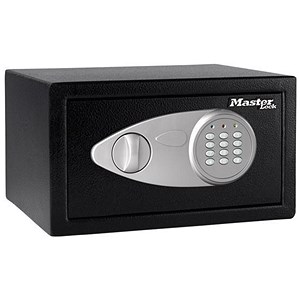 Image of Masterlock X041 Small Security Safe Electronic Lock W290xD264xH194mm 11.6 Litre Ref X041ML
