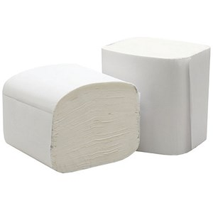 Image of 5 Star Bulk Pack Toilet Tissue / 2-Ply / 250 Sheets per Sleeve / 36 Sleeves