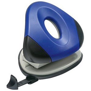 Image of 5 Star 2-Hole Punch / Blue / Punch capacity: 25 Sheets