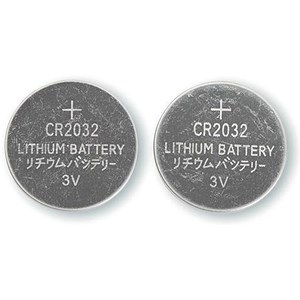 Image of 5 Star Lithium Batteries / CR2032 / Pack of 2