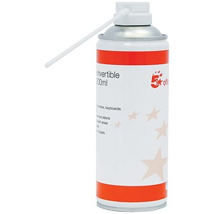 Image of 5 Star Compressed Air Duster / Non-flammable / 125ml