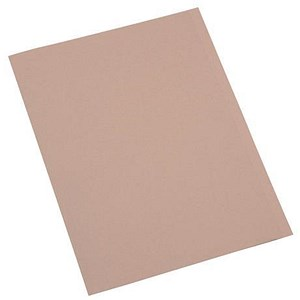 Image of 5 Star A4 Eco Slip Files / 250gsm / Buff / Pack of 50