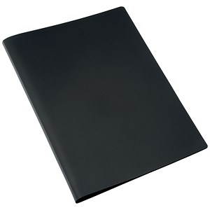 Image of 5 Star Soft Cover Display Book / 10 Pockets / A4 / Black