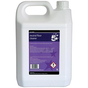 Image of 5 Star Floor Cleaner Neutral 5L
