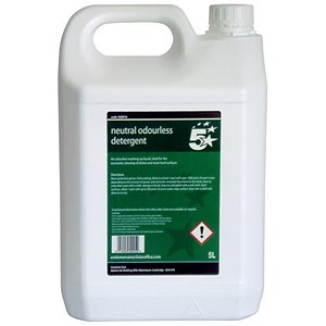 Image of 5 Star Detergent Neutral Odourless 5L