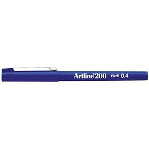 Image of Artline 200 Fineliner - Blue