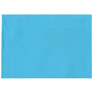 Image of Blake Plain Blue C5 Envelopes / Peel & Seal / 120gsm / Pack of 250
