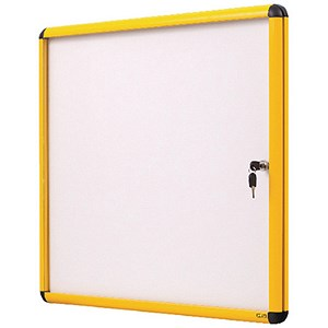 Image of Bi-Office Ultrabrite Display Case / Magnetic / 6 x A4