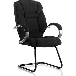 Image of Galloway Visitor Chair - Black