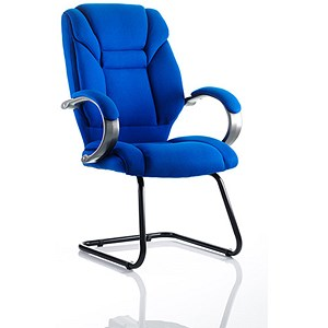 Image of Galloway Visitor Chair - Blue
