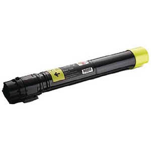 Image of Dell 7130cdn High Yield Yellow Laser Toner Cartridge