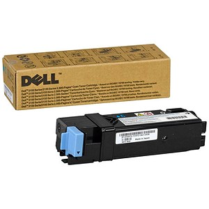 Image of Dell 2150/2155 Cyan Laser Toner Cartridge