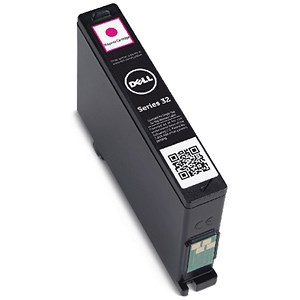 Image of Dell Series 32 High Yield Magenta Inkjet Cartridge