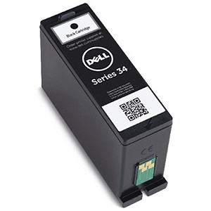 Image of Dell Series 34 Extra High Yield Black Inkjet Cartridge