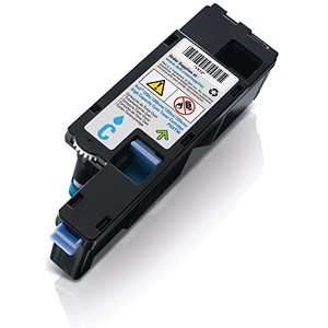 Image of Dell 593-11141 High Yield Cyan Laser Toner Cartridge