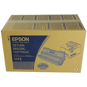 Image of Epson AcuLaser M4000 Black Return Imaging Cartridge