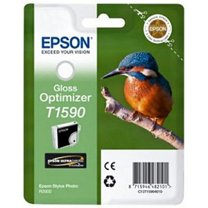 Image of Epson T1590 Gloss Optimiser Inkjet Cartridge