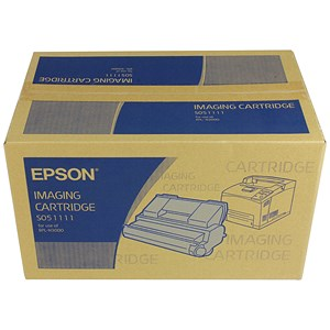 Image of Epson EPL-N3000 Black Laser Toner Cartridge