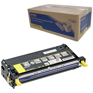 Image of Epson AcuLaser C3800 Yellow Laser Toner Cartridge