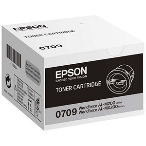 Image of Epson AcuLaser M200/MX200 Black Laser Toner Cartridge