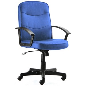Image of Harley Executive Chair - Blue