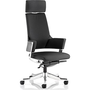 Image of Enterprise Executive Chair - Black