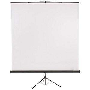 Image of Franken X-traLine tripod projection Screen / Format 1:1 / W2400xH2400mm